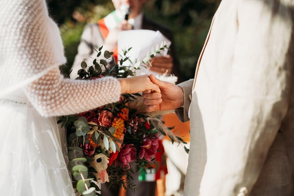 Matrimonio corallo