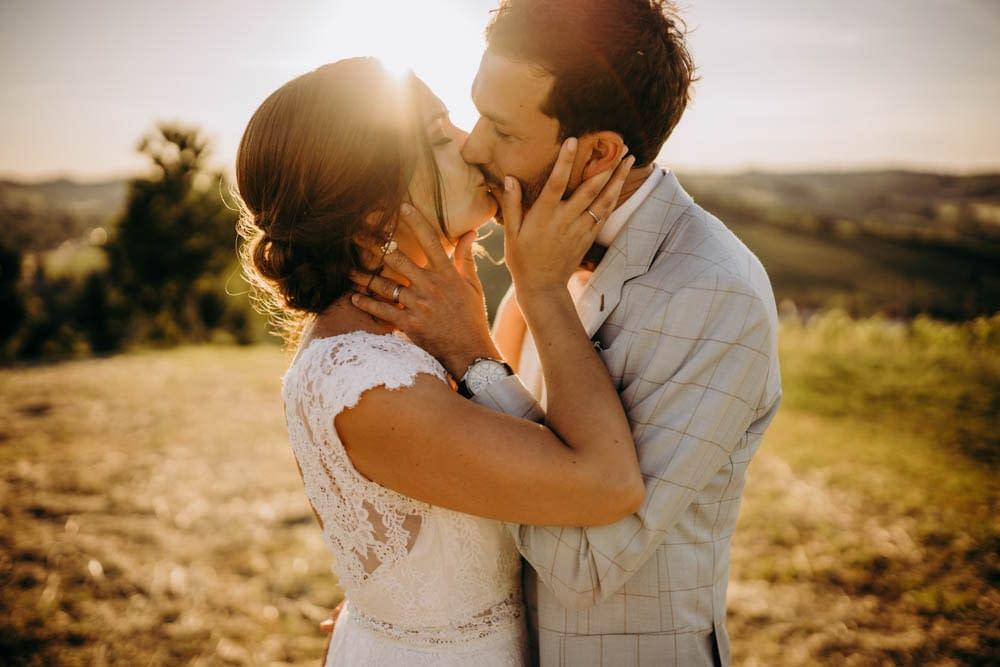 [Real Wedding] Swiss Wedding in Piemonte: un romantico Matrimonio svizzero tra le colline del Monferrato