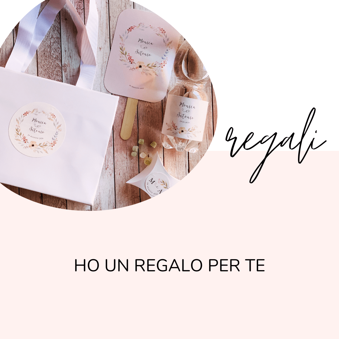 regalo wedding planner