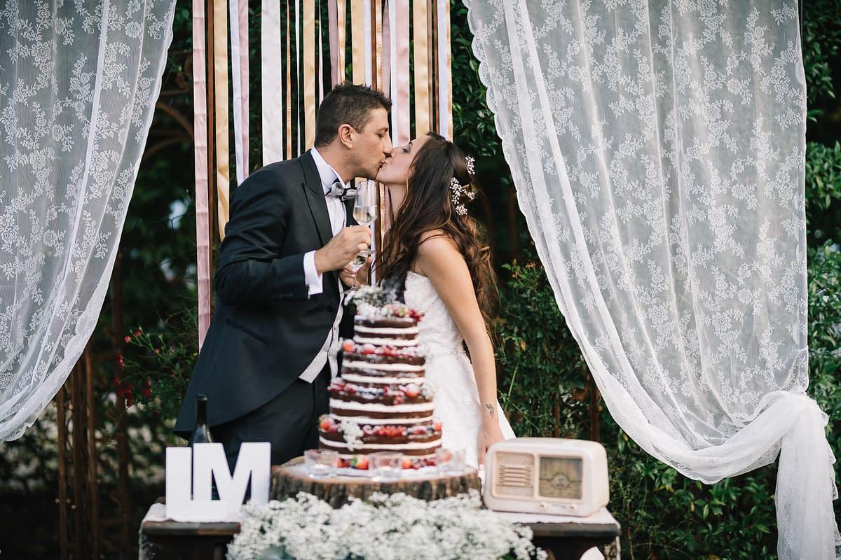 [Real Wedding] Sposarsi a Novara: matrimonio rustico dai dettagli in legno