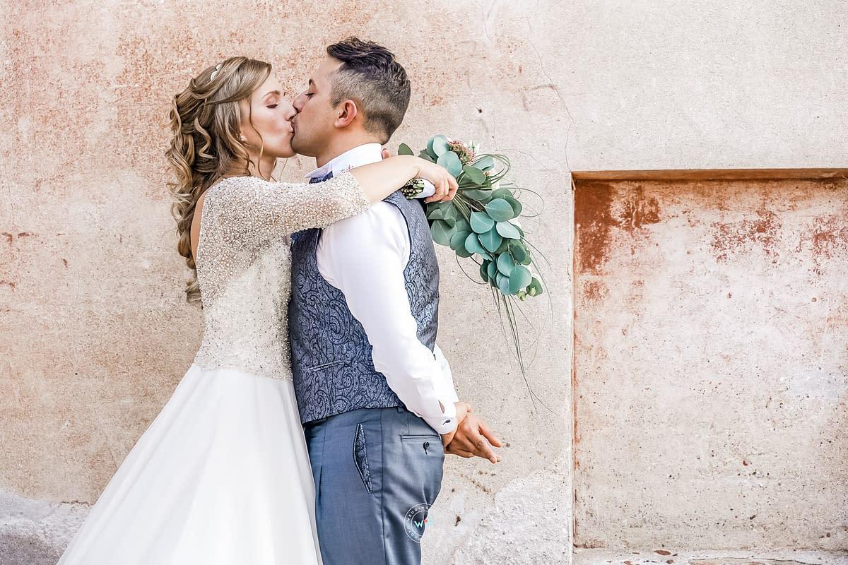 [Real Wedding] Un romantico matrimonio dalla combinazione perfetta tra vintage e chic