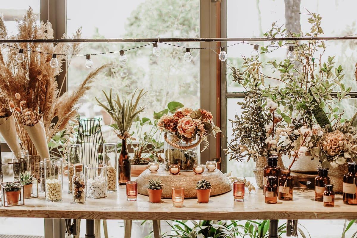 [Inspiration shoot] I dettagli per un matrimonio botanico