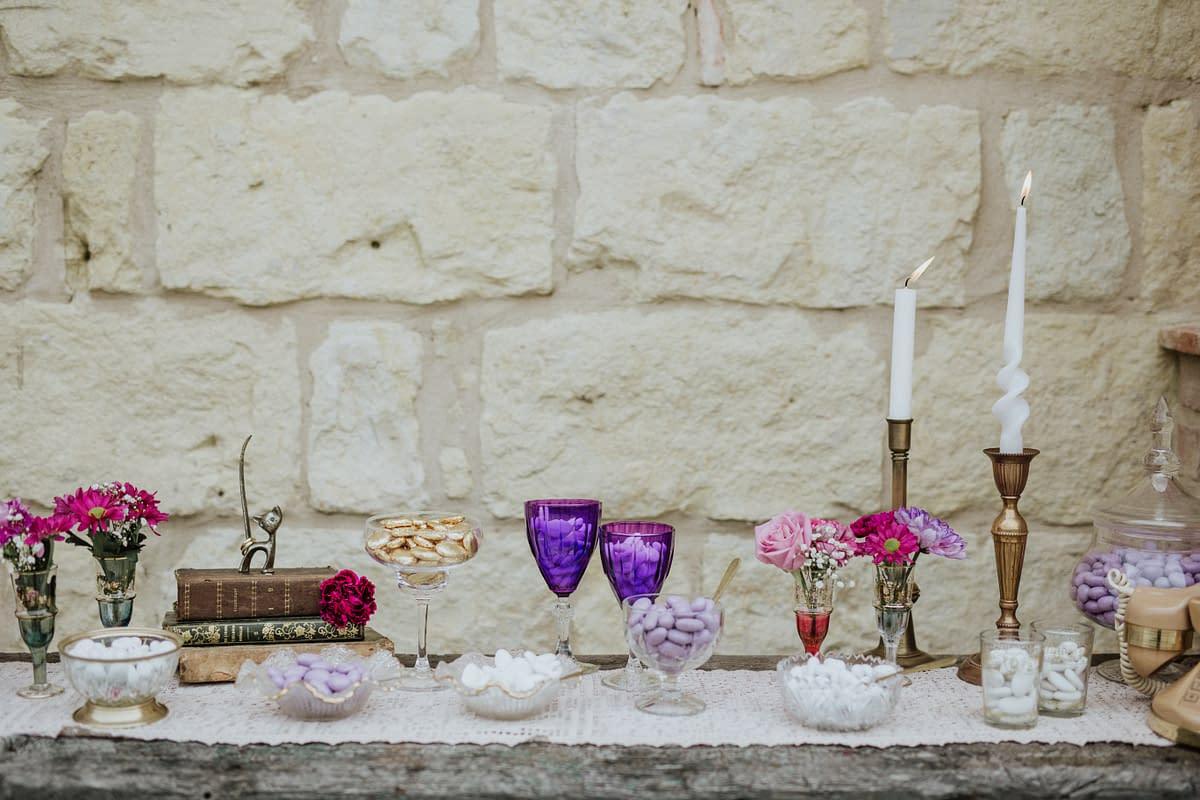 Confettata matrimonio vintage monferrato