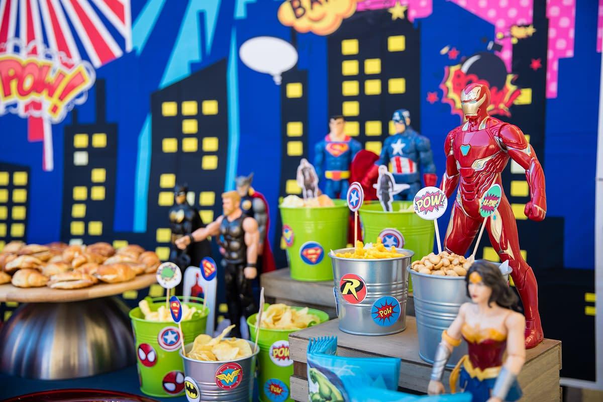 [Party] Festa di compleanno a tema Avengers