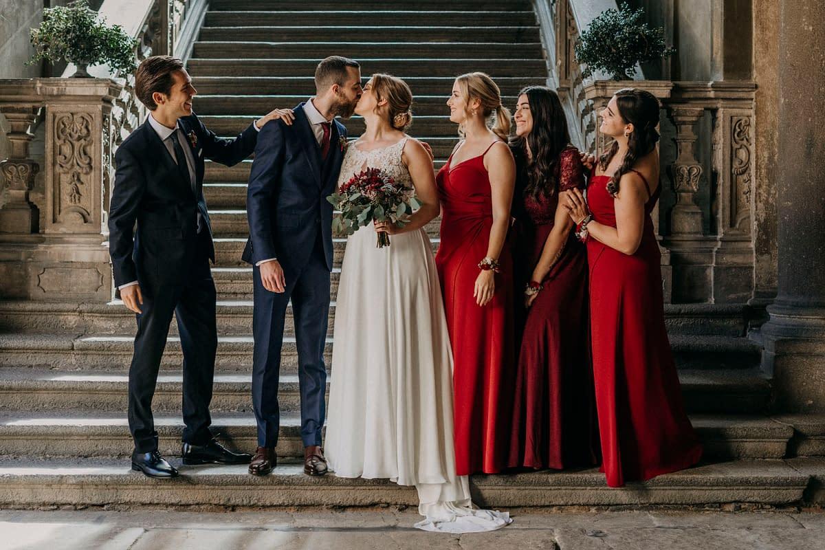 [Real Wedding] Un Matrimonio Svizzero tra le colline del Monferrato