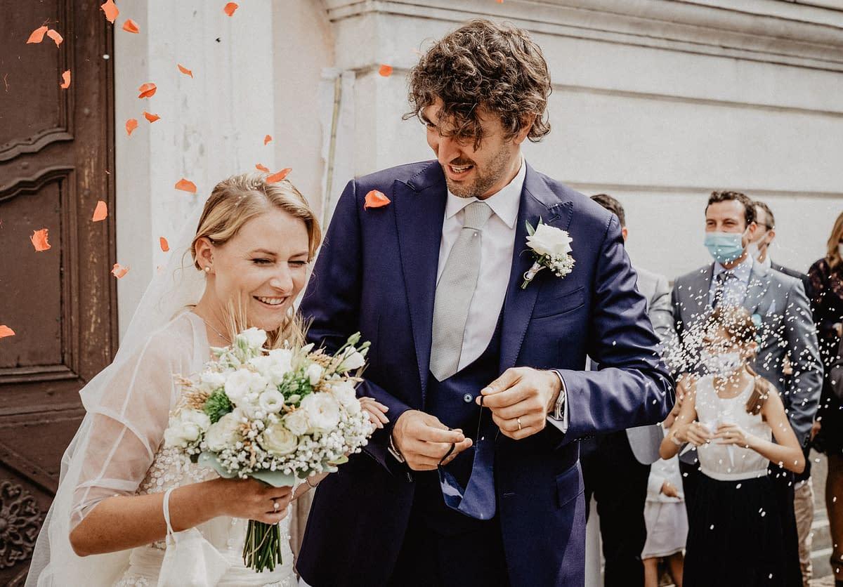 """[Real Wedding] Un festoso matrimonio a Novara a tema """"riso e vino"""""""