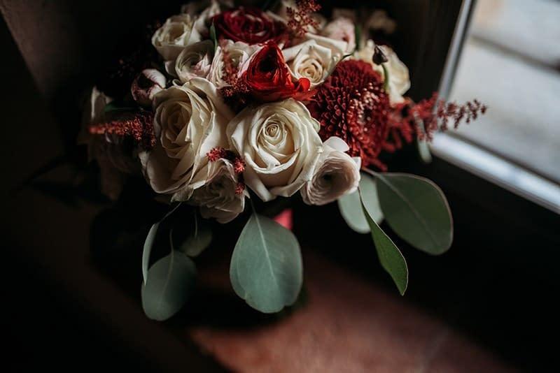 La scelta del tipo di bouquet